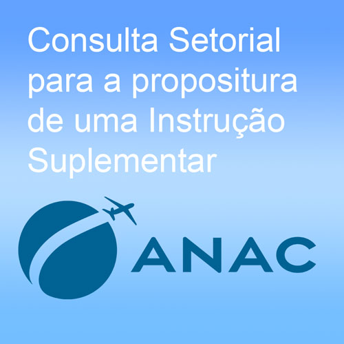 Consulta Setorial ANAC