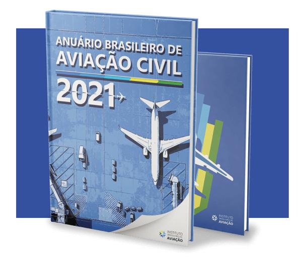 Anuário Brasileiro de Aviação Civil 2021